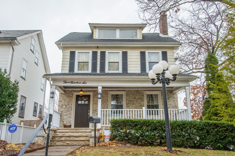 Single Family Home for Sale at 304-306 MONTCLAIR Avenue Newark, New Jersey 07104 United States