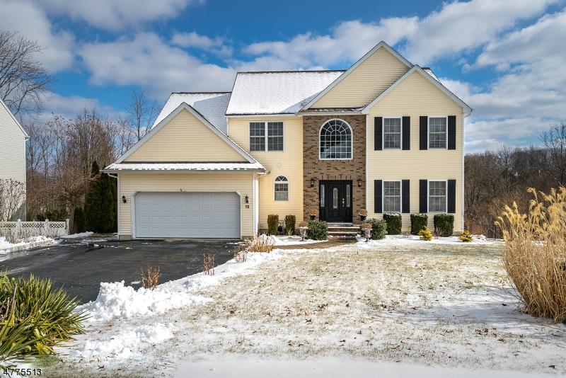 Частный односемейный дом для того Продажа на 12 Stonybrook Court 12 Stonybrook Court Butler, Нью-Джерси 07405 Соединенные Штаты