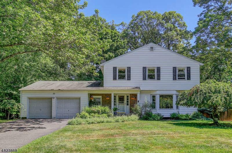Maison unifamiliale pour l Vente à 6 HOLLY Drive Randolph, New Jersey 07869 États-Unis