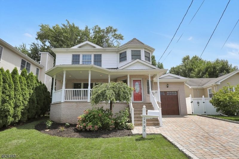 Single Family Home for Sale at 25 BERDAN AVE 1X Fair Lawn, New Jersey 07410 United States