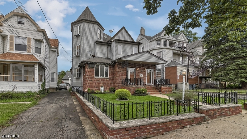 Single Family Home for Sale at 248 LAFAYETTE AVE 248 LAFAYETTE AVE Passaic, New Jersey 07055 United States