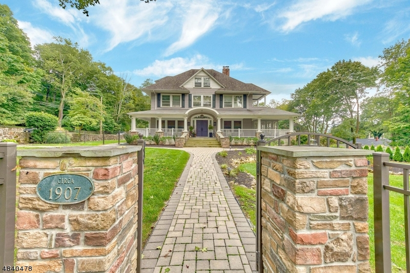 Single Family Home for Sale at 30 OLNEY RD 30 OLNEY RD Mahwah, New Jersey 07430 United States