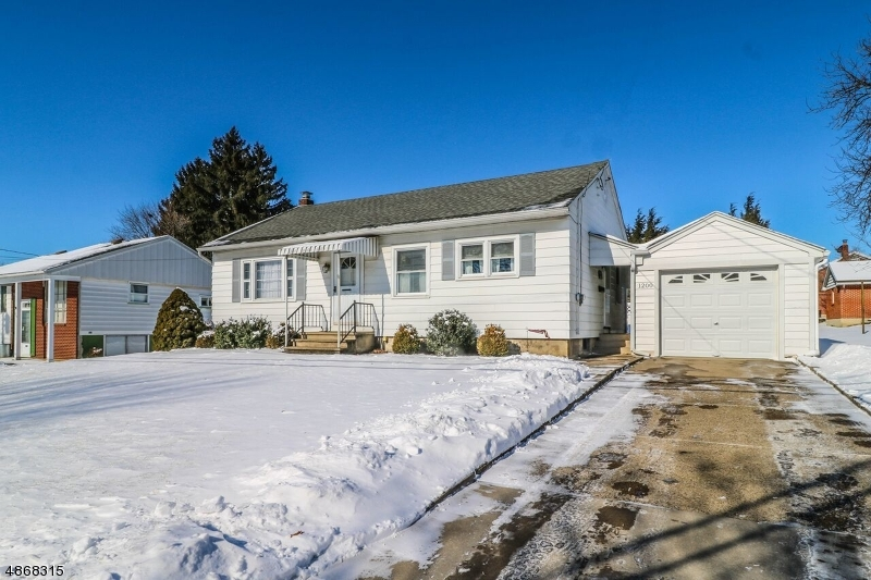 Single Family Home for Sale at 1200 MORRIS Street Alpha, New Jersey 08865 United States