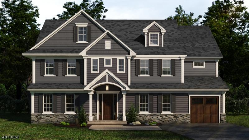Частный односемейный дом для того Продажа на 358 ACACIA Road Scotch Plains, Нью-Джерси 07076 Соединенные Штаты