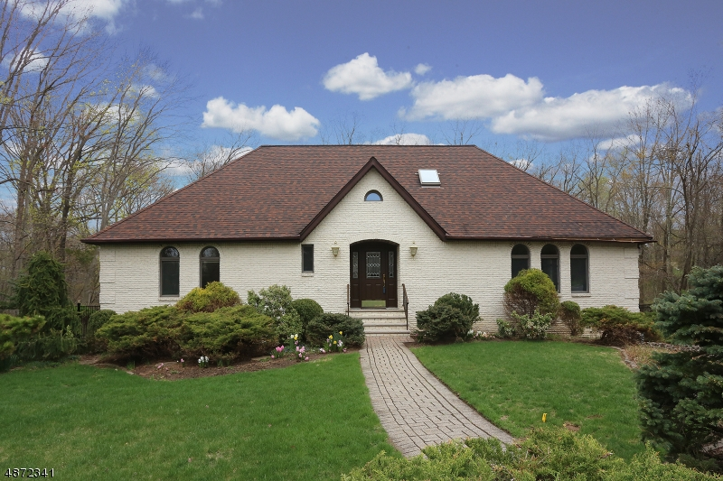 Single Family Home for Sale at 12 AVE MARIA CT Long Hill Township, New Jersey 07946 United States