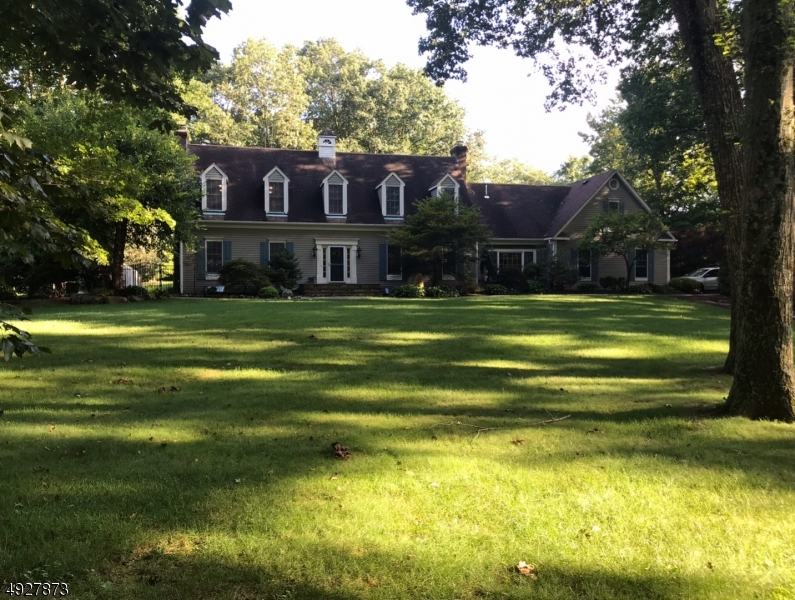 Single Family Homes for Sale at Mansfield, New Jersey 07865 United States