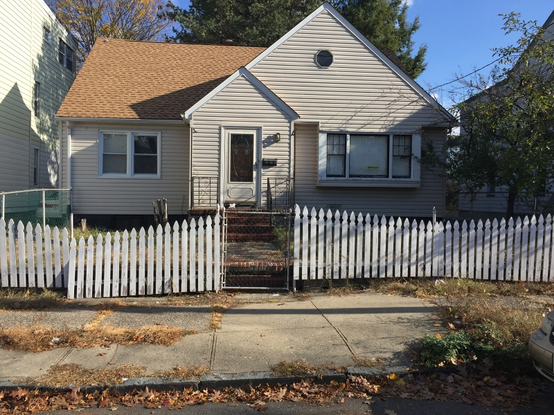 Single Family Home for Sale at 26-28 RYERSON Avenue Paterson, New Jersey 07502 United States