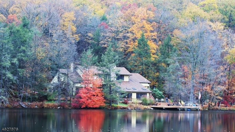 Частный односемейный дом для того Продажа на 333 Amity Road Andover, 07821 Соединенные Штаты