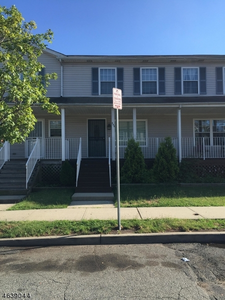 Single Family Home for Sale at 126 Dickerson Street Newark, New Jersey 07107 United States