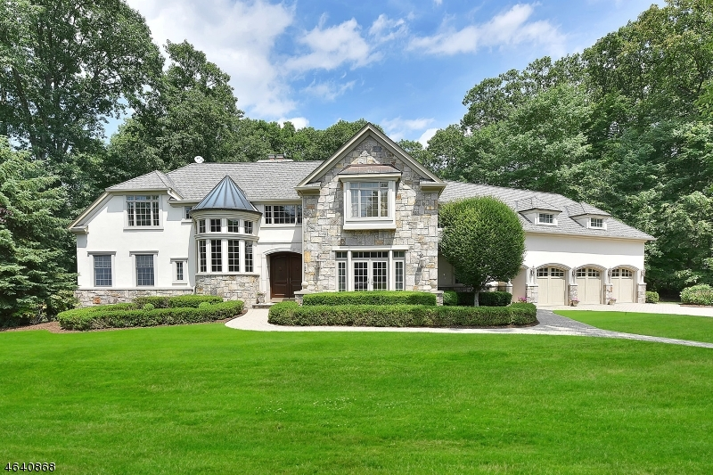 Single Family Home for Sale at 104 Evergreen Court Franklin Lakes, New Jersey 07417 United States