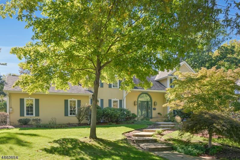 Частный односемейный дом для того Продажа на 21 Stocker Road Verona, 07044 Соединенные Штаты