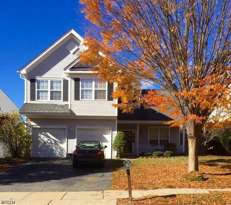 Single Family Home for Sale at 39 Saxton Drive Hackettstown, New Jersey 07840 United States