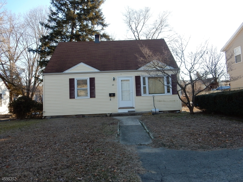 Single Family Home for Sale at 22 Rockridge Road Haskell, 07420 United States