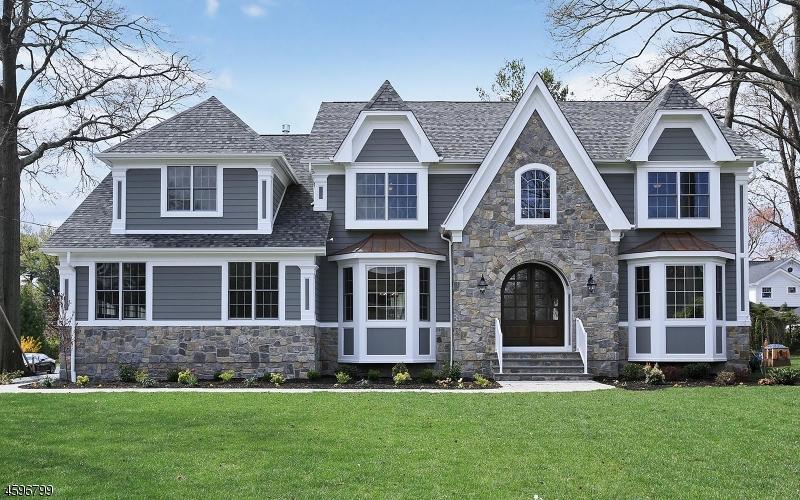 Частный односемейный дом для того Продажа на 201 Baker Avenue Westfield, 07090 Соединенные Штаты