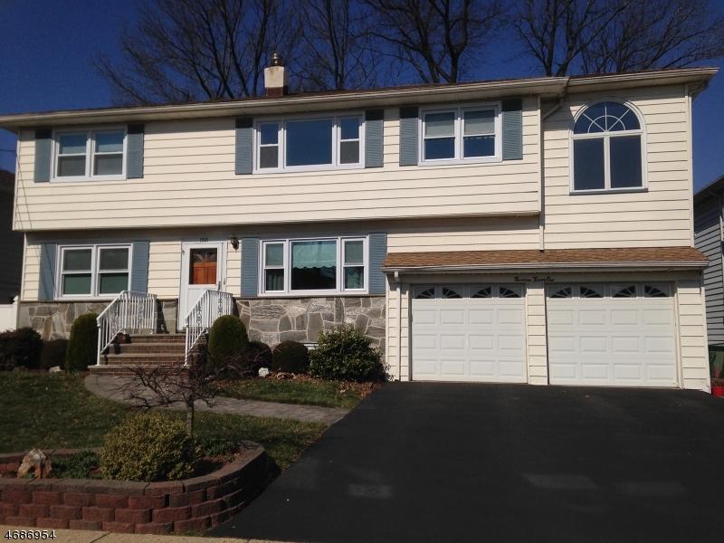 独户住宅 为 出租 在 1321 Woodruff Place Union, 新泽西州 07083 美国