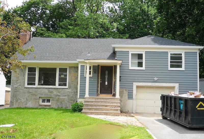 Частный односемейный дом для того Продажа на 295 Carteret Ter Orange, Нью-Джерси 07050 Соединенные Штаты