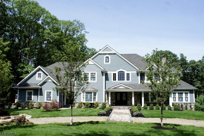 Maison unifamiliale pour l Vente à 80 Stony brook Road Montville, New Jersey 07082 États-Unis