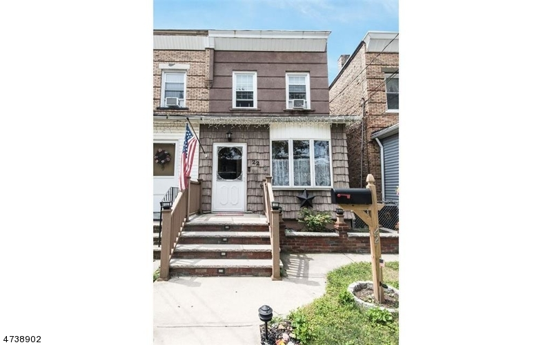 Single Family Home for Sale at 22 Howell Pl , Kearny, 07032 United States