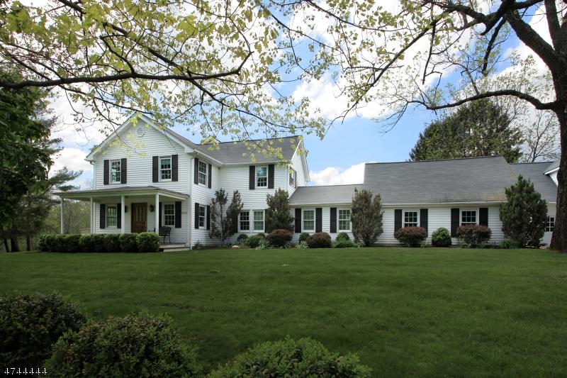 Eensgezinswoning voor Verkoop een t 279 Pleasant Valley Road Mendham, New Jersey 07945 Verenigde Staten