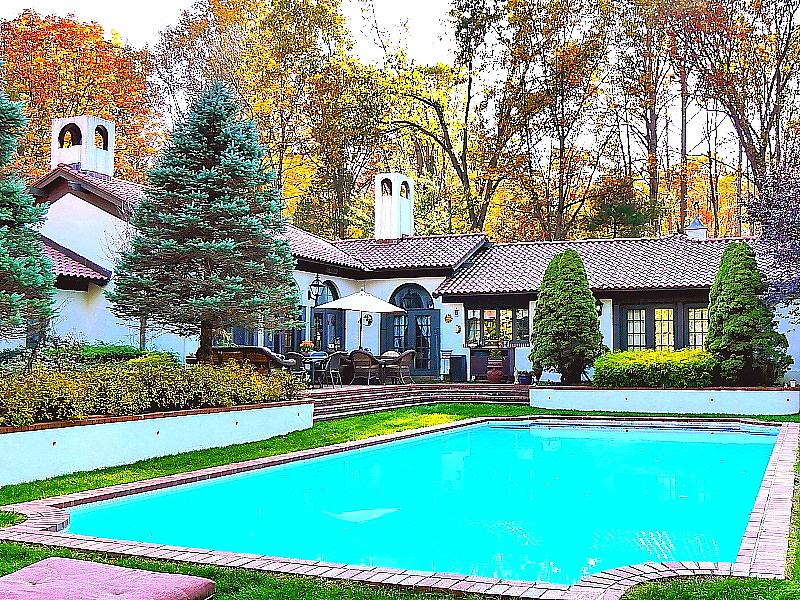 Частный односемейный дом для того Аренда на 139 Andover Mohawk Road Andover, Нью-Джерси 07821 Соединенные Штаты