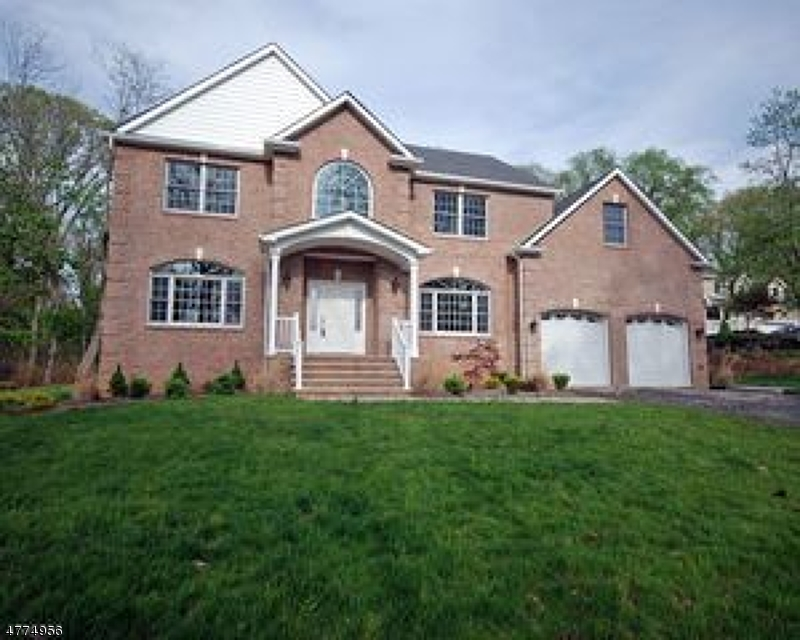 Single Family Home for Sale at 17 Red Bud Lane Green Brook Township, New Jersey 08812 United States