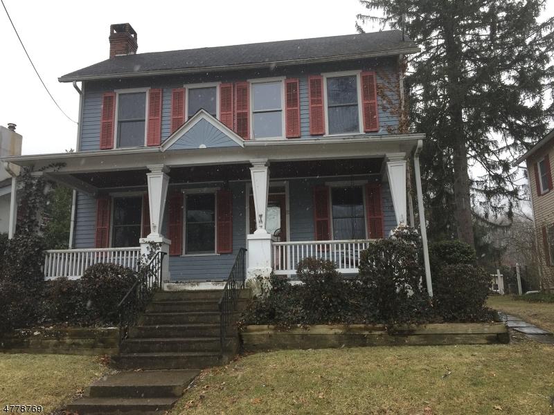 獨棟家庭住宅 為 出售 在 51 Main Street 51 Main Street Bloomsbury, 新澤西州 08804 美國