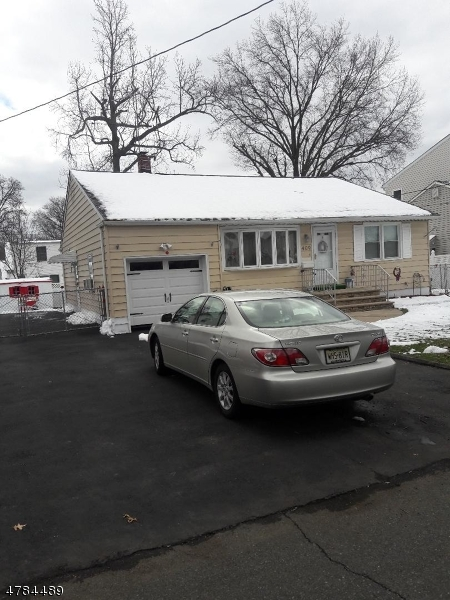 Single Family Home for Sale at 409 Livingston Road Linden, New Jersey 07036 United States