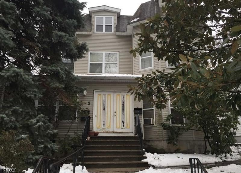 Многосемейный дом для того Продажа на 5 Lincoln Avenue Rutherford, Нью-Джерси 07070 Соединенные Штаты