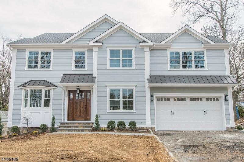 独户住宅 为 销售 在 4 Chestnut Street 查塔姆, 新泽西州 07928 美国