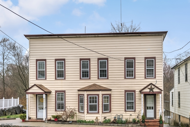 Single Family Home for Sale at 186 WASHINGTON Street Rocky Hill, New Jersey 08553 United States