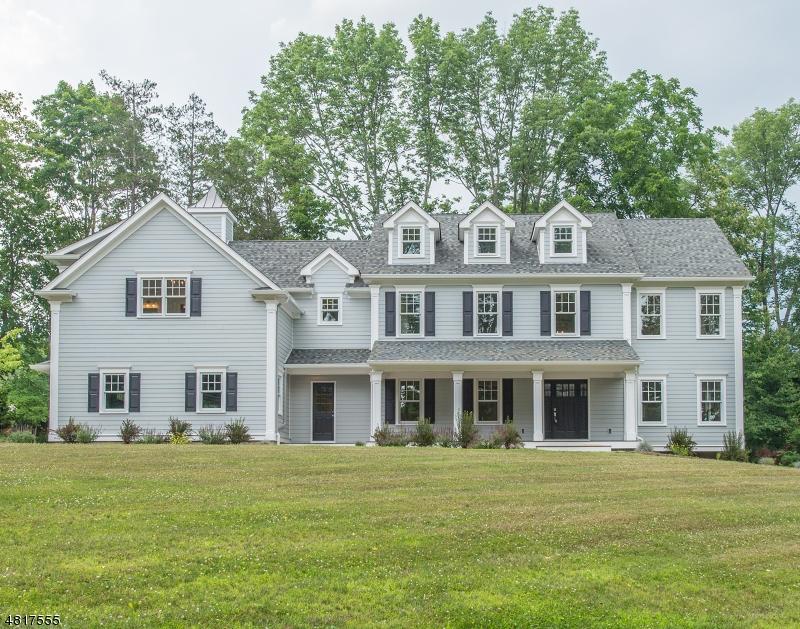 Частный односемейный дом для того Продажа на 129 KITCHELL Road Morris Township, Нью-Джерси 07960 Соединенные Штаты