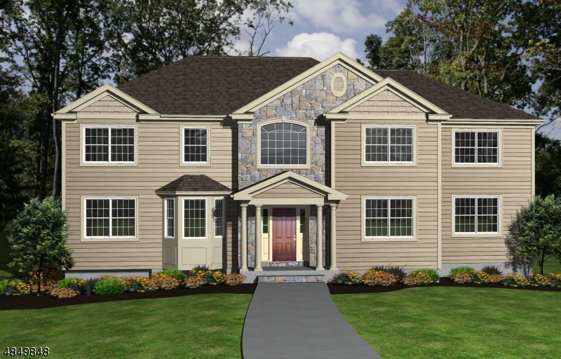 Частный односемейный дом для того Продажа на 162 PLEASANT PLAINS Road Long Hill, Нью-Джерси 07980 Соединенные Штаты