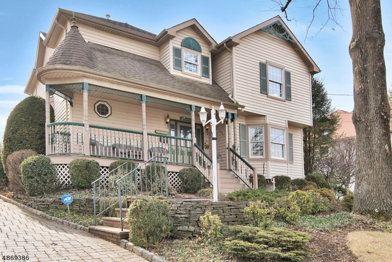 Single Family Home for Sale at 206 WESTVILLE AVE 206 WESTVILLE AVE West Caldwell, New Jersey 07006 United States