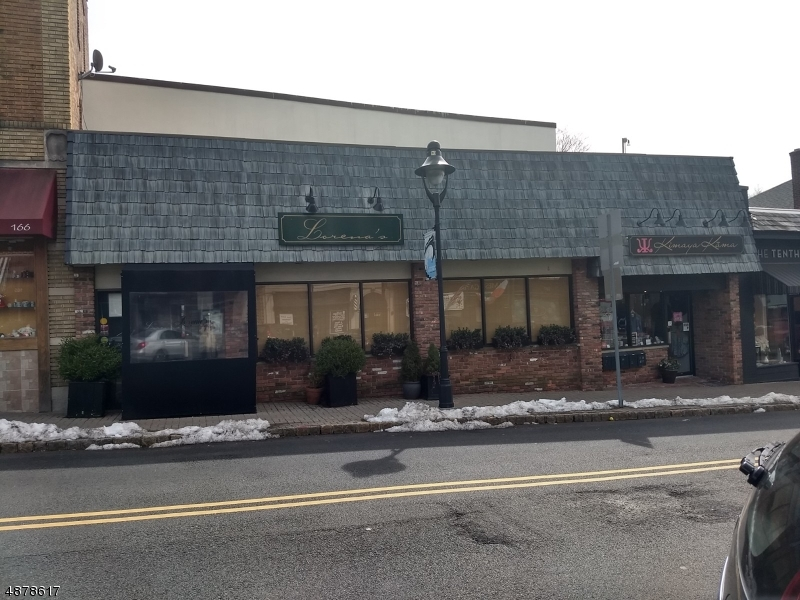 Commercial / Office for Sale at 168 Maplewood 168 Maplewood Maplewood, New Jersey 07040 United States