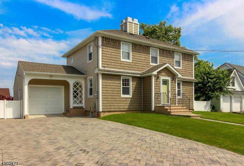single family homes pour l Vente à Belleville, New Jersey 07109 États-Unis