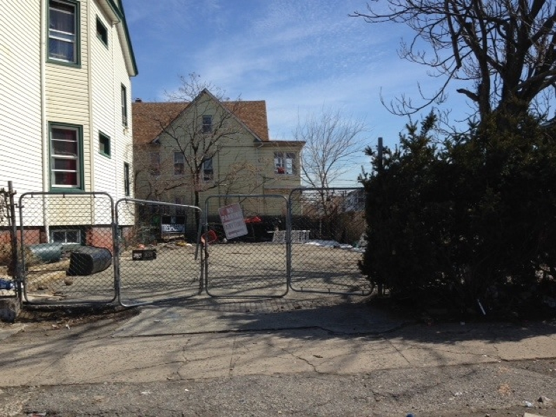 Land for Sale at 421 Rosa Parks Blvd Paterson, New Jersey 07501 United States