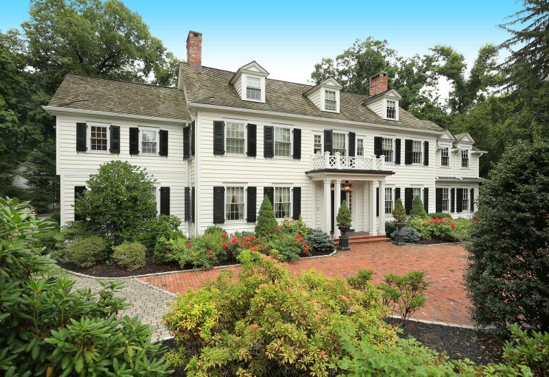 独户住宅 为 销售 在 21 Normandy Pkwy 莫里斯敦, 07960 美国