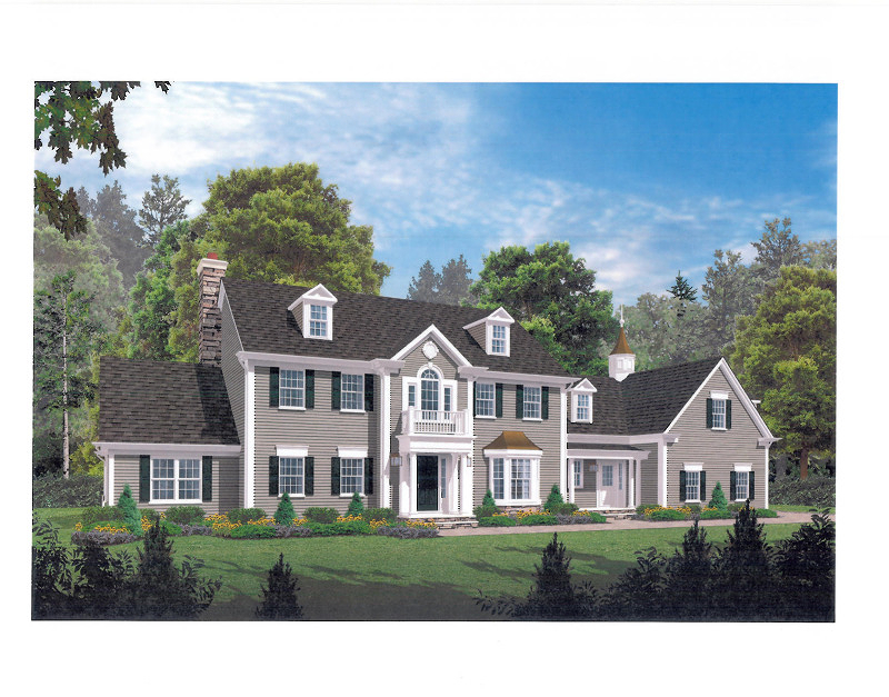 独户住宅 为 销售 在 88 Queen Anne Drive 巴思金里奇, 新泽西州 07920 美国