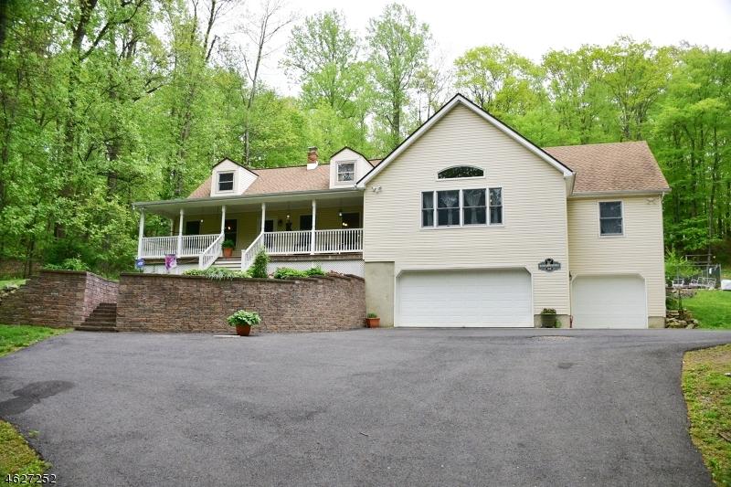 Casa Unifamiliar por un Venta en 160 HALFWAY HOUSE Road Washington, Nueva Jersey 07882 Estados Unidos