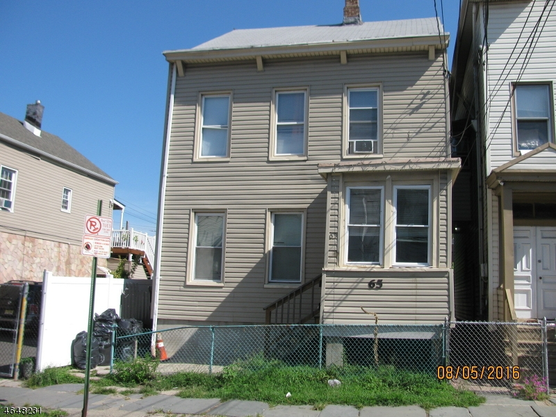Multi-Family Home for Sale at 65 LAFAYETTE Street Paterson, New Jersey 07524 United States