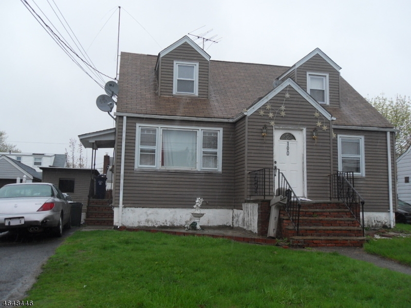 Maison unifamiliale pour l Vente à 190-192 RICHMOND Avenue Paterson, New Jersey 07502 États-Unis