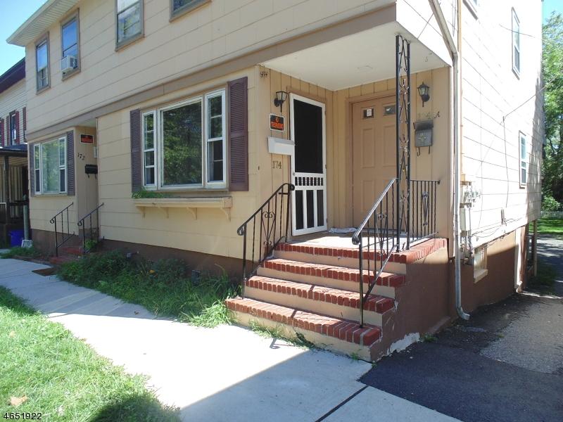 Частный односемейный дом для того Аренда на 174 W MAIN Street Bound Brook, 08805 Соединенные Штаты