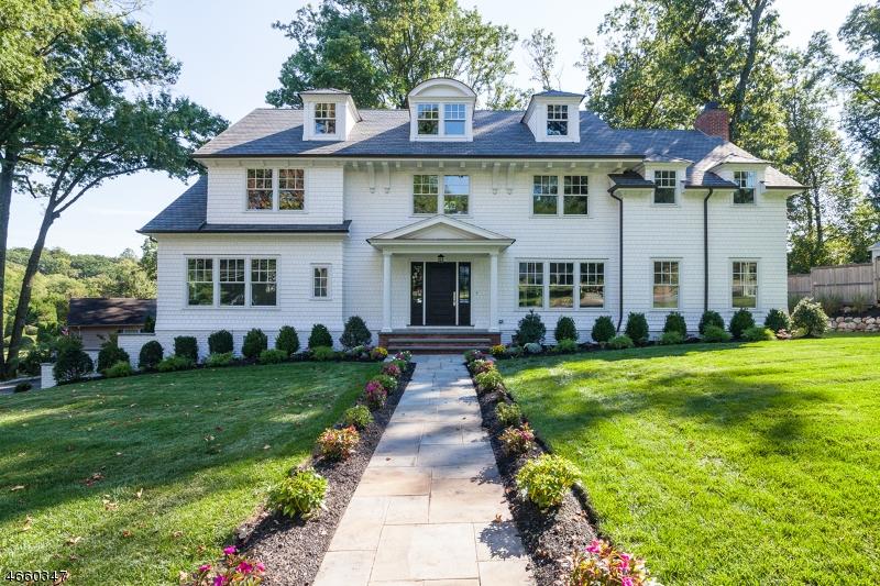 Casa Unifamiliar por un Venta en 9 Cleveland Road Summit, Nueva Jersey 07901 Estados Unidos