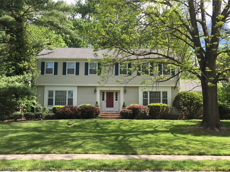 Single Family Home for Sale at 19 FIRST STREET Florham Park, 07932 United States
