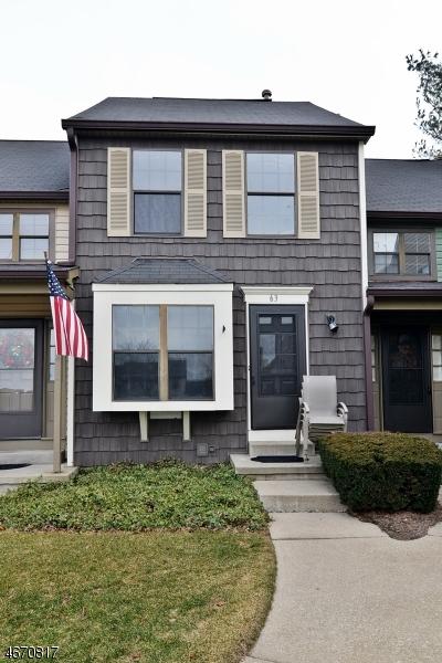 独户住宅 为 出租 在 63 Wood Duck Court 哈克特斯镇, 07840 美国