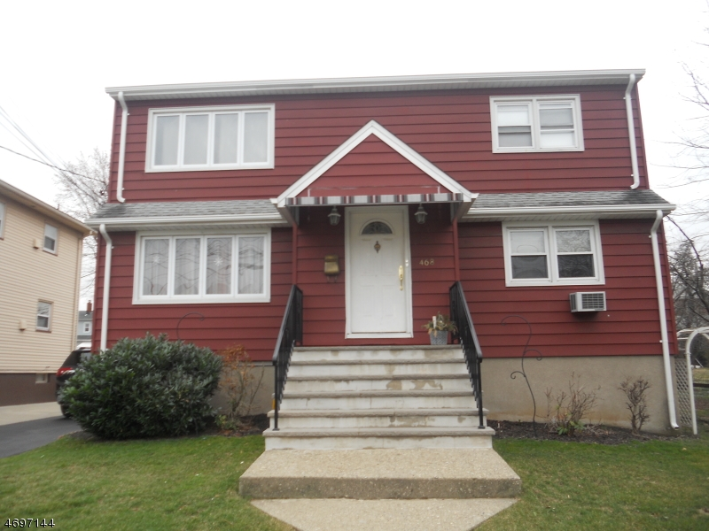 Multi-Family Home for Sale at 468 HOBSON Avenue Saddle Brook, New Jersey 07663 United States