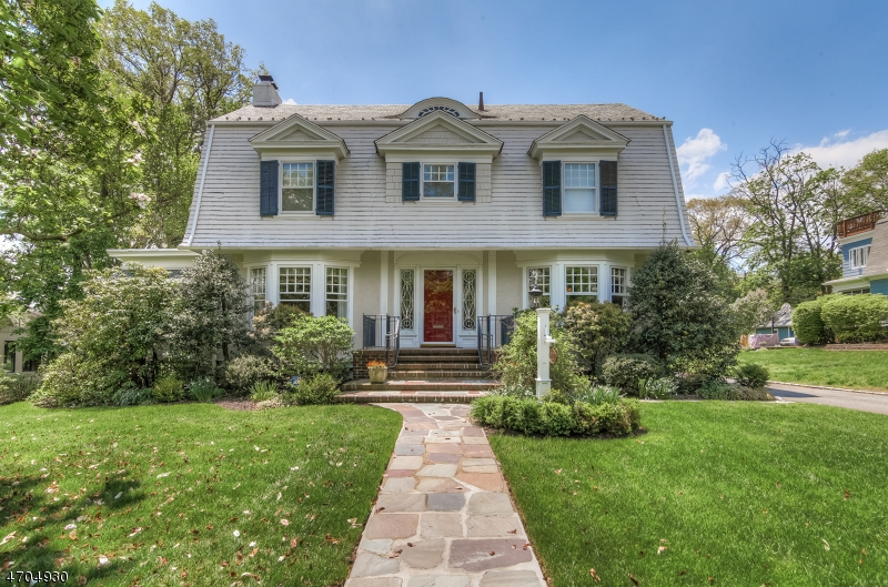 Single Family Home for Sale at 270 Tillou Road South Orange, New Jersey 07079 United States