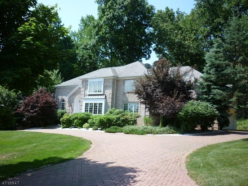 Частный односемейный дом для того Аренда на 29 Tall Timber Drive Morristown, Нью-Джерси 07960 Соединенные Штаты