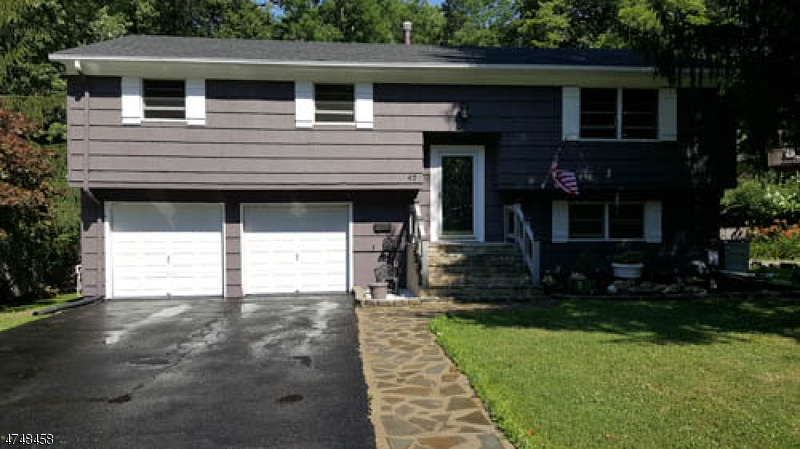 Single Family Home for Sale at 45 Richard Dr E Mount Arlington, New Jersey 07856 United States