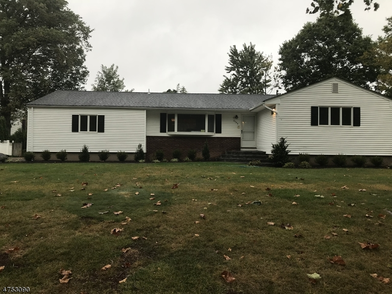 Single Family Home for Rent at 2285 Concord Road Scotch Plains, New Jersey 07076 United States